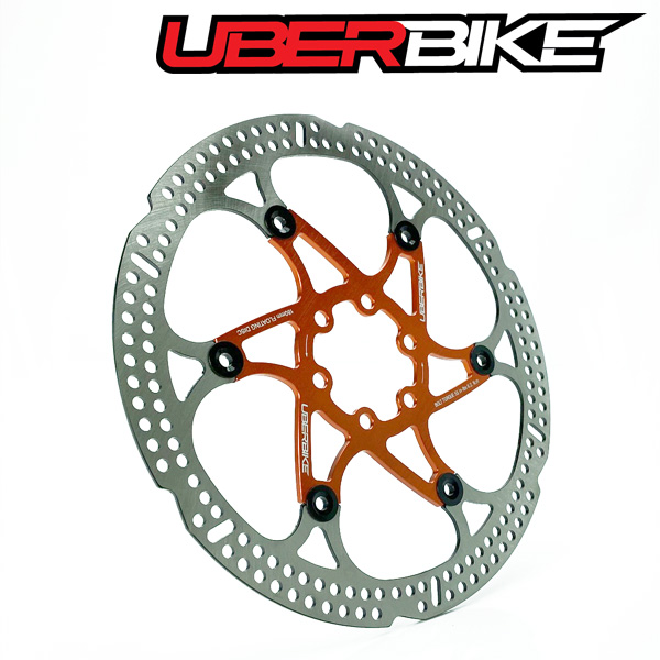 16mm Brake Disc Floating Rotor Bike Colorized Super Accessories Fashion