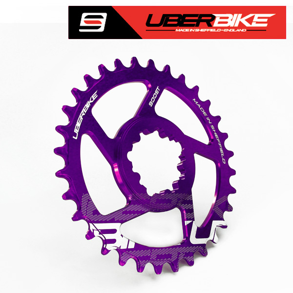 Uberbike SRAM Boost Direct Mount Narrow Wide Single Chainring