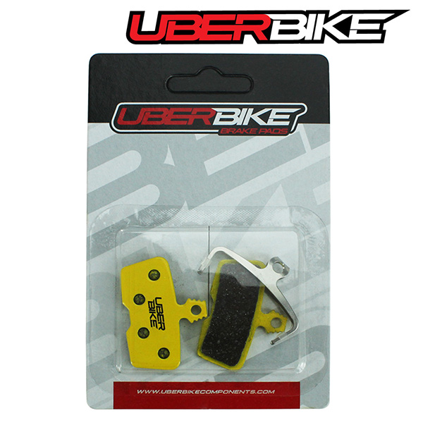 Uberbike New Avid Code-Code R Sintered 1 Pair