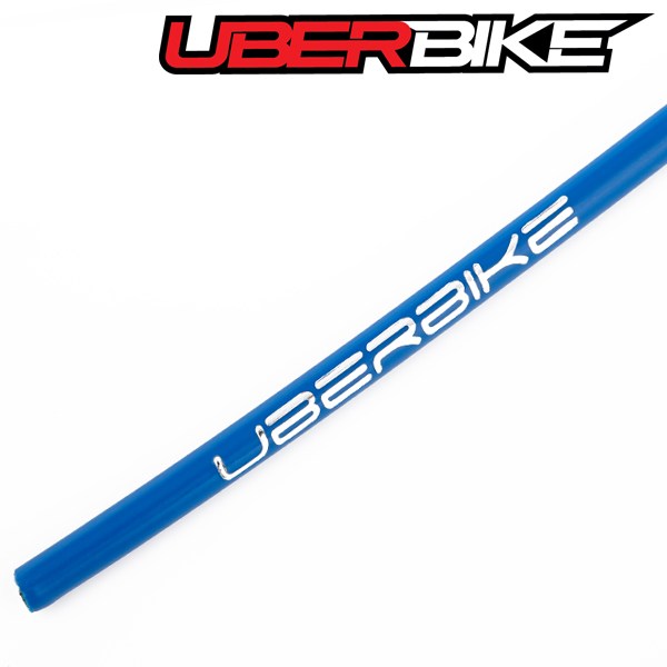 Uberbike MTB-Road 4mm Gear Outer Housing - Blue