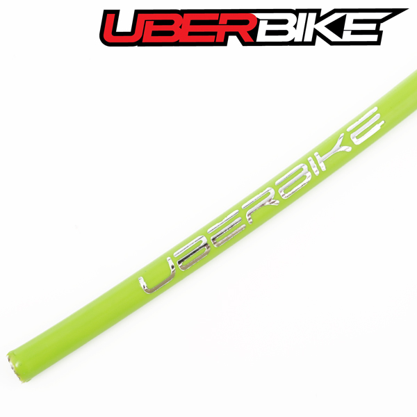 Uberbike MTB-Road 4mm Gear Outer Housing - Green